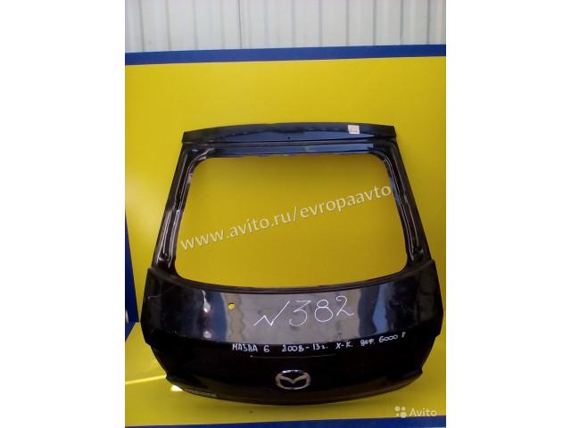 Mazda 6 Дверь Багажника