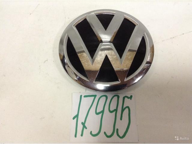 Volkswagen Caravelle Эмблема переднего бампера