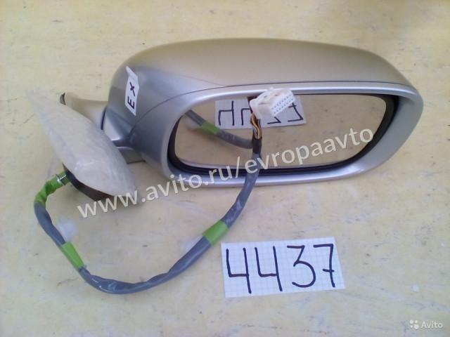 Lexus GS 300 Зеркало правое в сборе 14 контактов