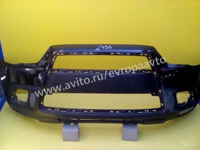 Mitsubishi ASX Бампер передний