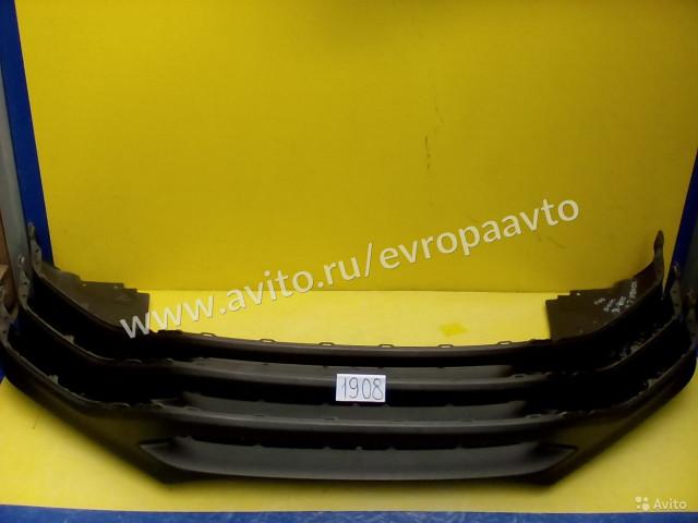 Honda CR-V Губа Переднего бампера