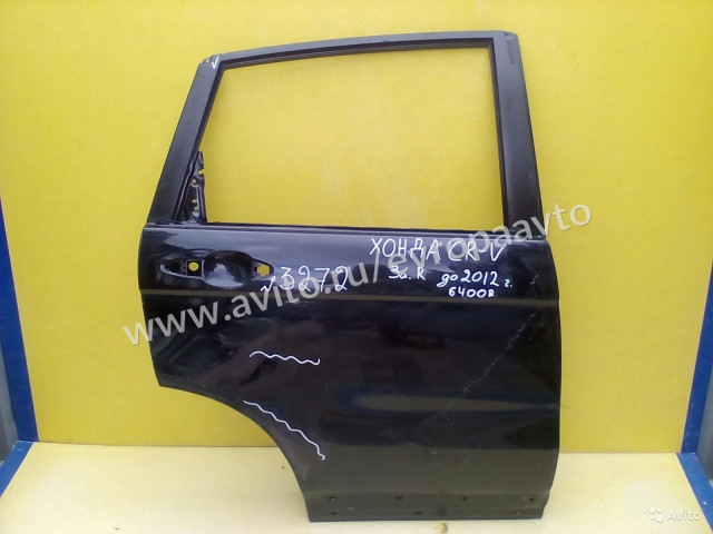 Honda CR-V Дверь задняя правая