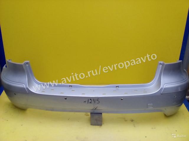 Mercedes A W169 Бампер Задний