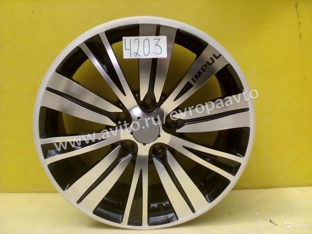 Nissan Teana Диск колесный R17