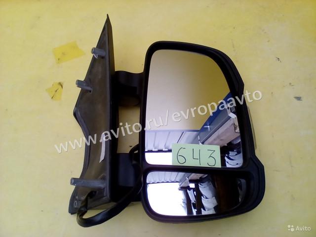 Peugeot Boxer Citroen Jumper Зеркало Правое