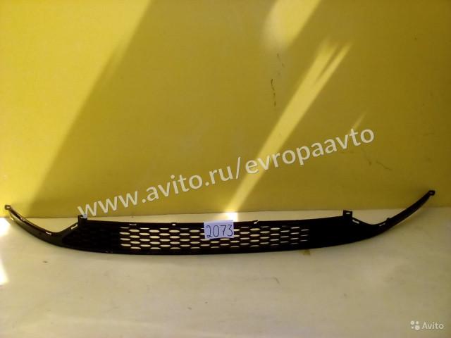 Kia Cerato Накладка Переднего бампера