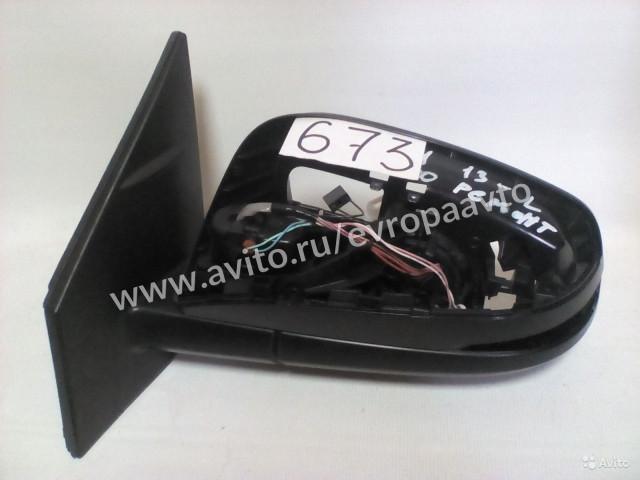 Toyota RAV4 Зеркало левое