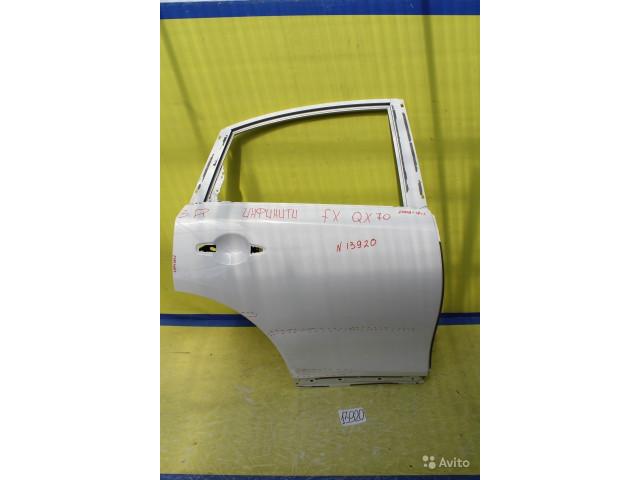 Infiniti QX70 Дверь задняя правая