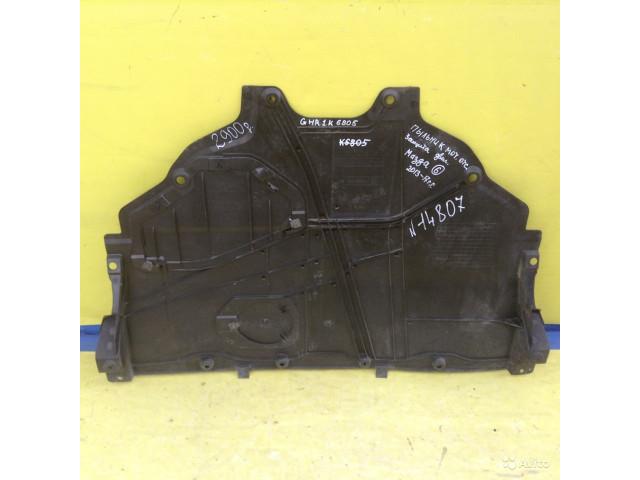 Mazda 6 Защита двигателя Пыльник моторного отсека