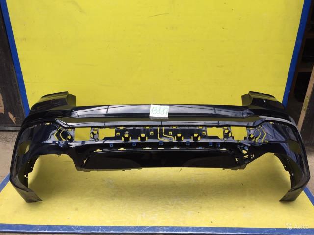 BMW X4 M Бампер задний