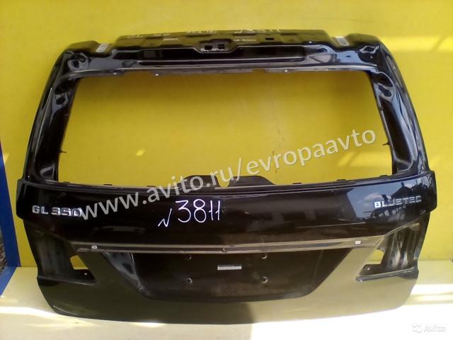 Mercedes GL X166 Дверь багажника