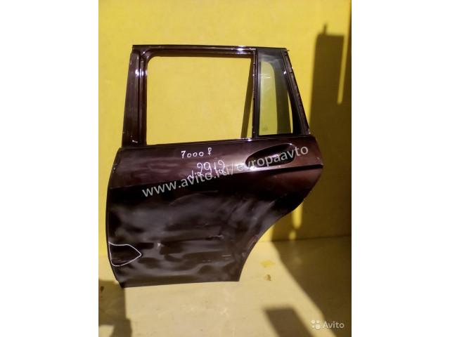Mercedes GLK Дверь задняя левая