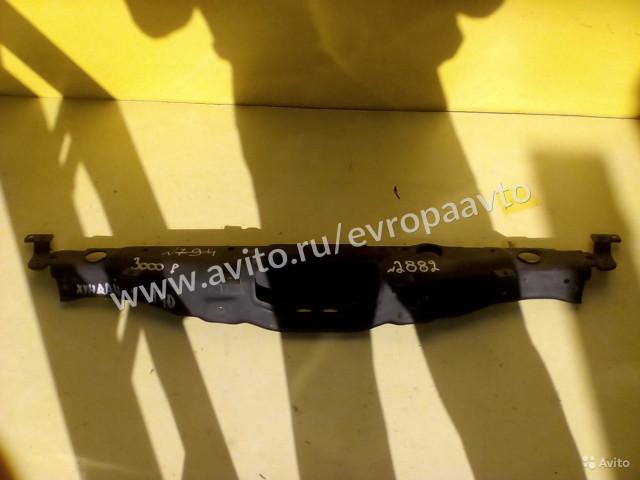 Hyundai i40 Передняя панель верхняя часть