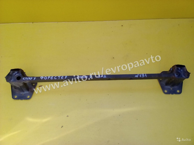 Subaru Forester Задний усилитель бампера
