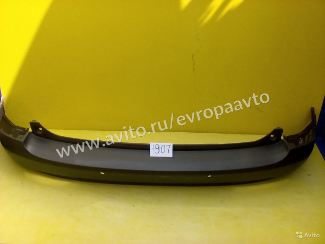 Honda CR-V Губа заднего бампера