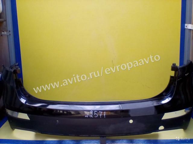Hyundai Santa Fe Бампер задний