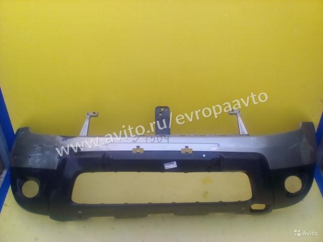 Renault Duster Бампер передний