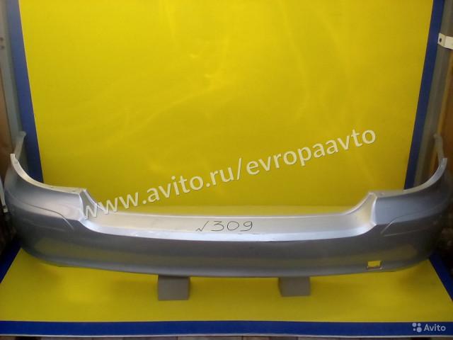 Mercedes R W251 Бампер задний