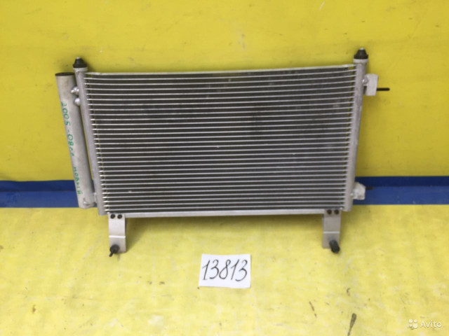 Daewoo Matiz Chevrolet Spark Радиатор кондиционера