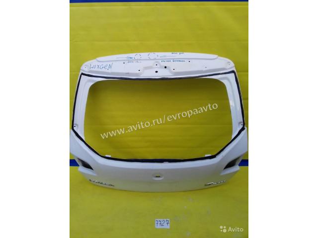 Luxgen 7 Крышка багажника