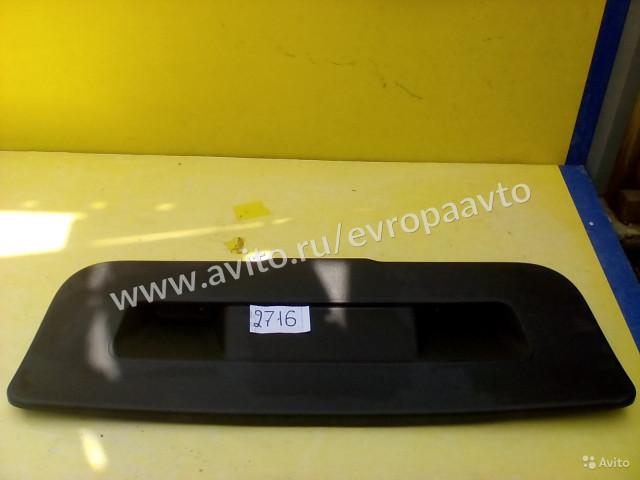 Volkswagen Polo седан Обшивка крышки багажника