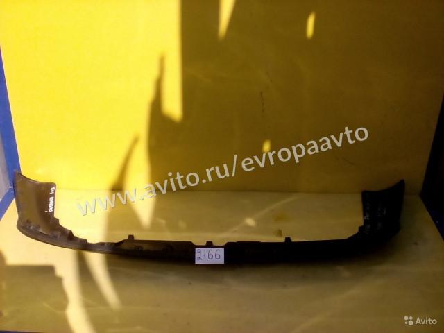 Citroen C5 Накладка заднего бампера