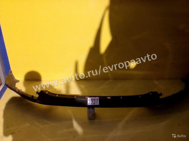 Lexus RX Губа Переднего бампера