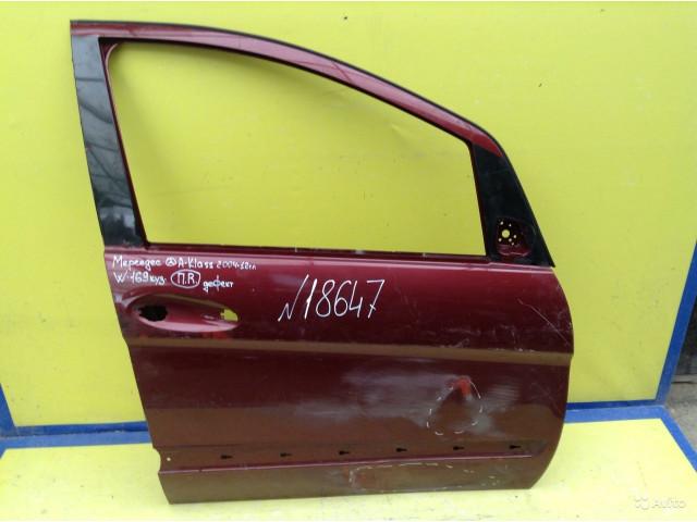 Mercedes A W169 Дверь передняя правая