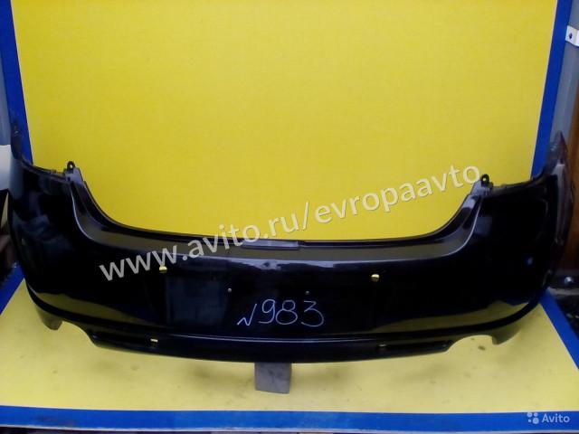 Mazda 6 Бампер задний