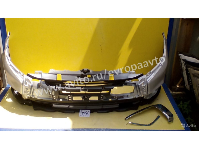 Mitsubishi Outlander Рестайлинг Бампер передний