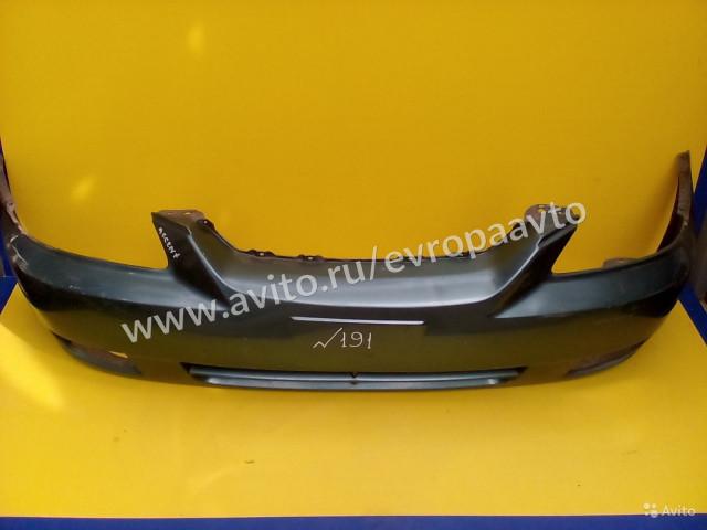 Hyundai Accent дорестайлинг Бампер передний
