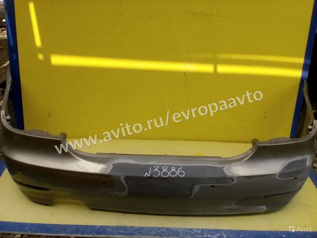 BMW 5 E60 Бампер задний