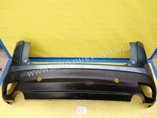 Mazda CX5 Бампер задний