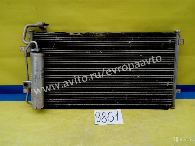 LADA Priora Радиатор кондиционера