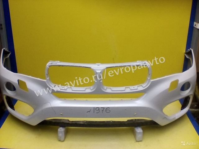 BMW X6 Бампер передний