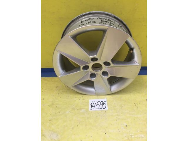 Skoda Octavia llias Диск колесный R16