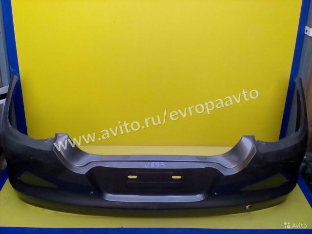 Porsche Panamera Бампер задний