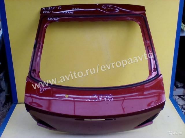 Mazda 6 хетчбек Дверь багажника