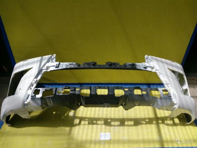 Lexus LX 570 бампер передний