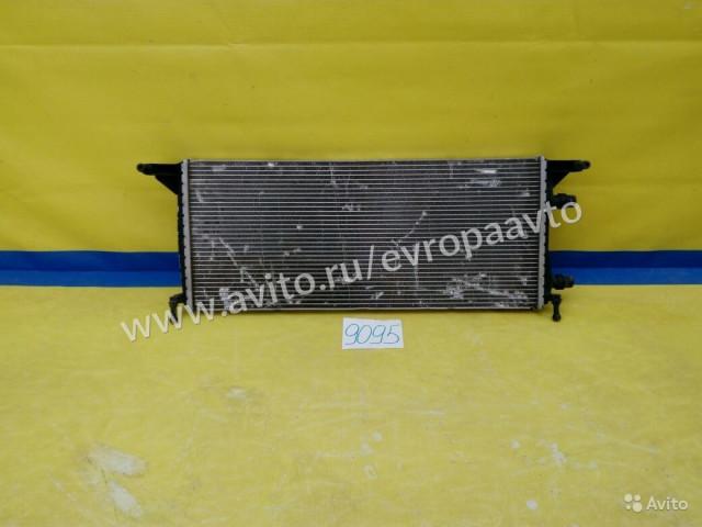 Mercedes ML W166 Радиатор масляный