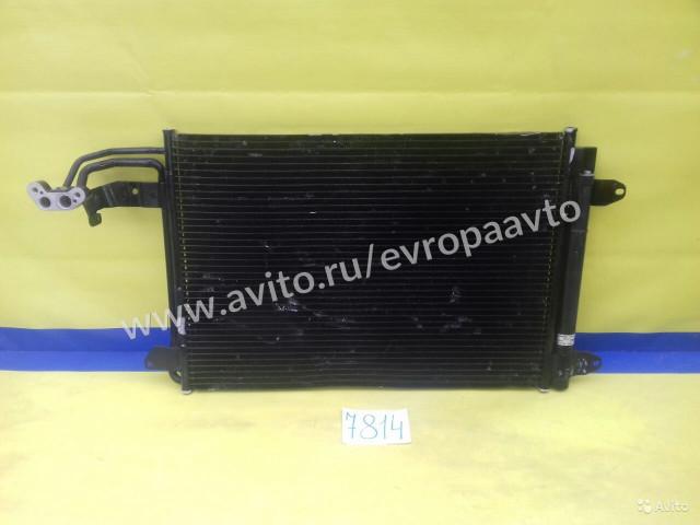 Volkswagen Scirocco Радиатор кондиционера