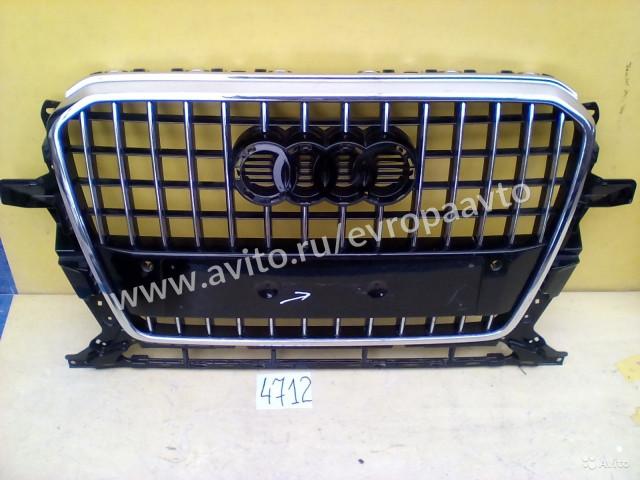 Audi Q5 Рестайлинг Решётка радиатора