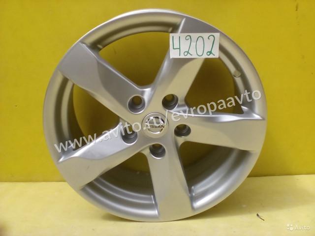 Nissan Juke Диск колесный R16