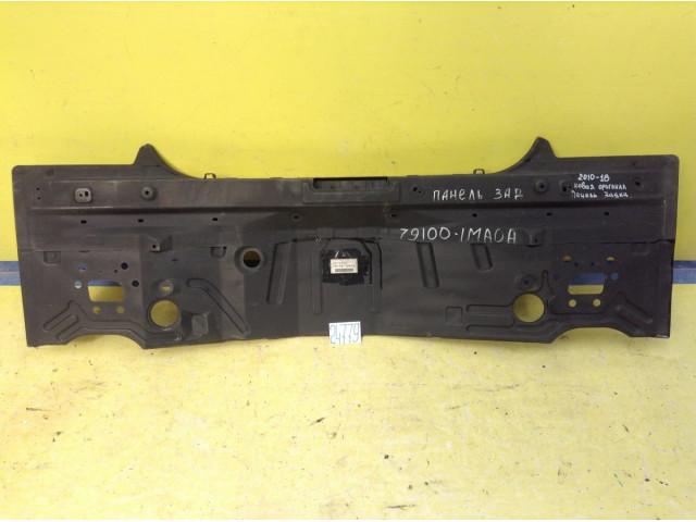 Infiniti M Q70 Задняя панель Панель задка