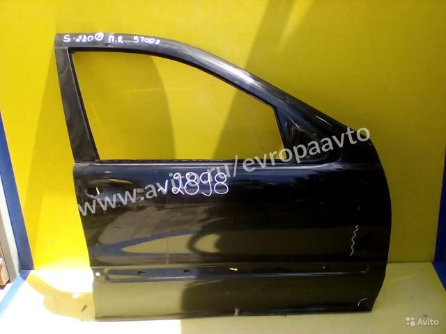 Mercedes S W220 Дверь передняя правая