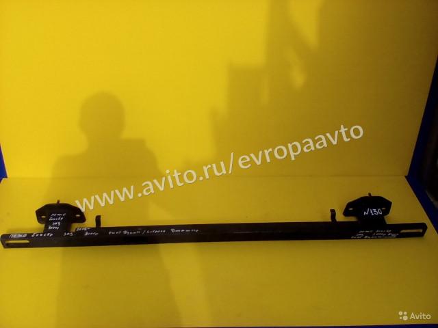 Peugeot Boxer Citroen Jumper Fiat Ducato Усилитель заднего бампера