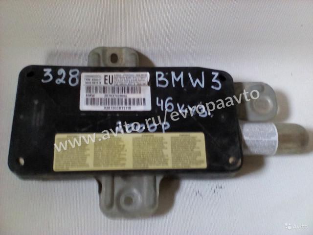 BMW 3 Подушка безопасности в дверь