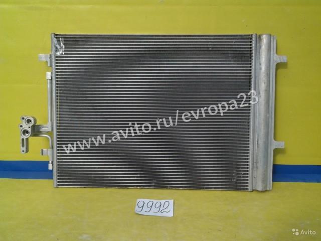Volvo CX 70 60 Радиатор кондиционера