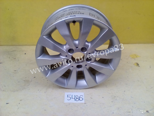 Mercedes V W447 Диск колесный R16