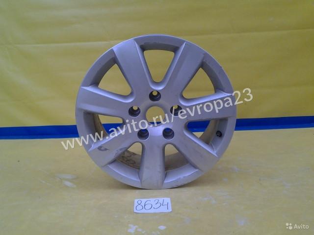 Volkswagen Touareg Диск колесный R17